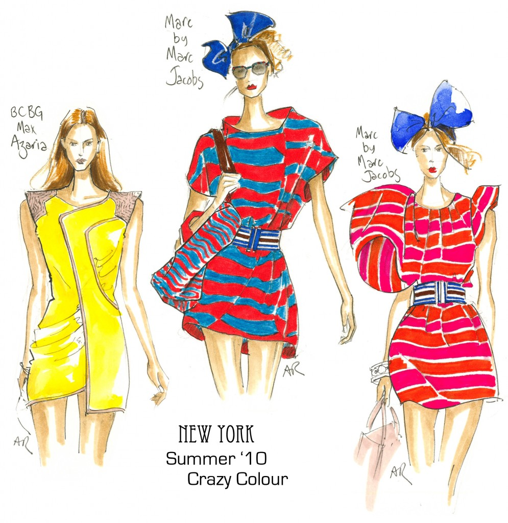 ...fashion drawings and succeeding as a manufacturers