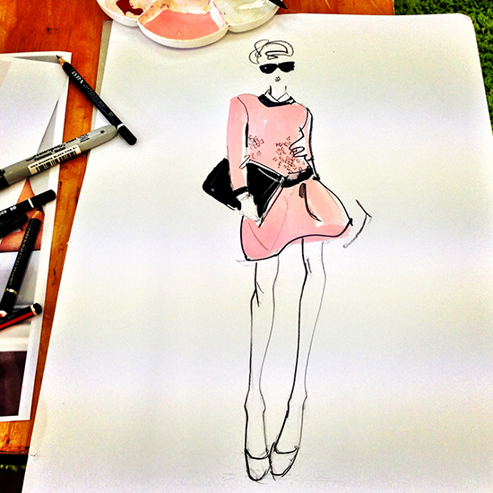 Demo_Fashion_Drawing_pink