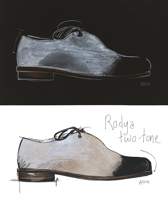 Preston_Zly_Rodya_shoe_illustration