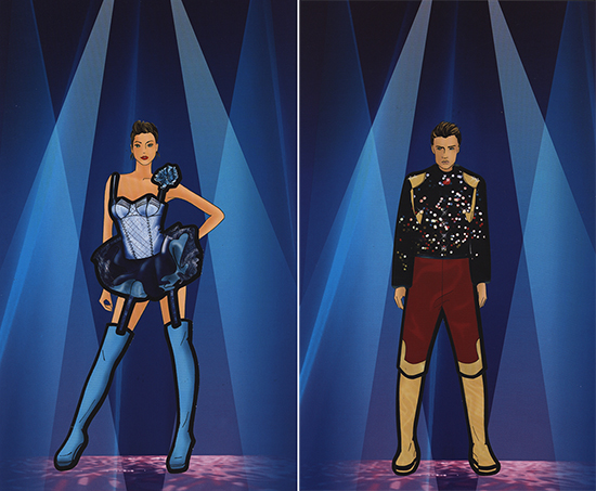 Eurovision_Song_Contest_Sticker_Book_Illustrations