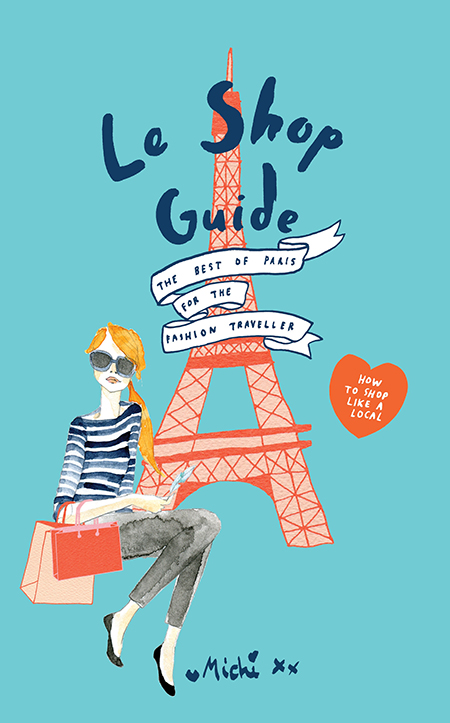 Le Shop Guide Paris cover