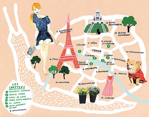 Le Shop Paris Michi Girl