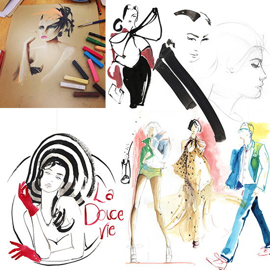 Fashion_Illustration_classes_melbourne