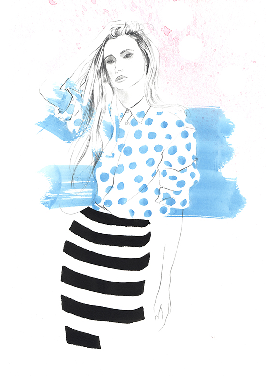 fashion_illustration_classes_Melbourne_stencil