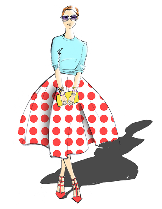 Fashion_illustrator_Melbourne_spots