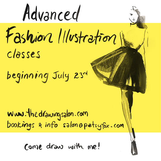 Advanced_fashion_illustration_short_course_Melbourne