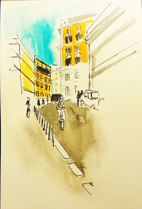 Rome_holiday_illustrations_sketchbook