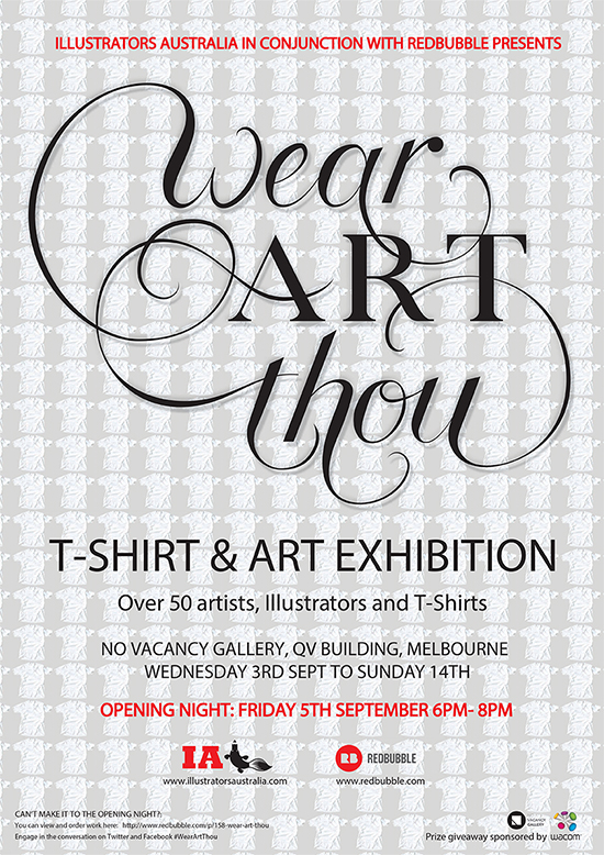 WearArtthouposter ONLINE copy