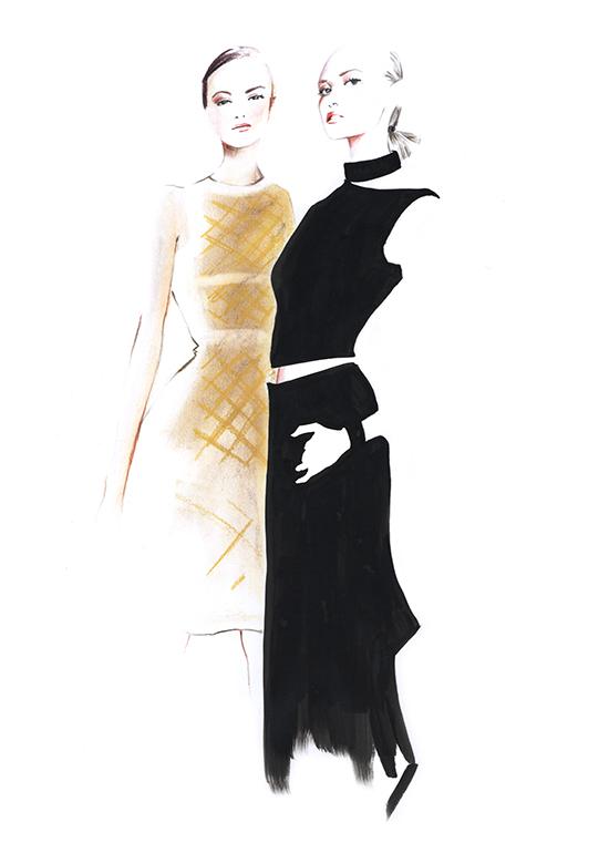 fashion_illustration_classes_demonstration_melbourne
