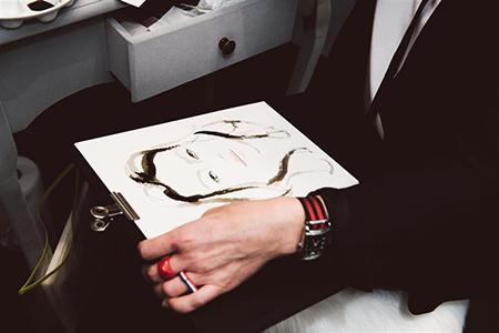 Mimco_live_fashion_portrait_illustrations