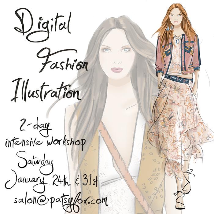 Digital_Fashion_Illustration_workshop_melbourne