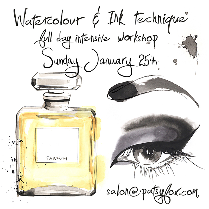 Watercolour_and_Ink_workshop_Melbourne