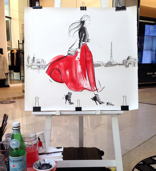 Angie_Rehe_live_fashion_drawing_Melbourne