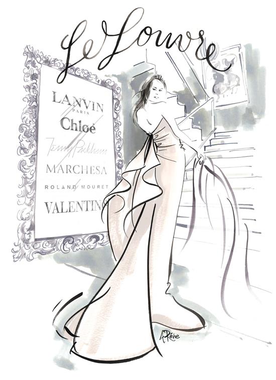 Le_Louvre_Vogue_Brides_Lanvin_wedding_dress