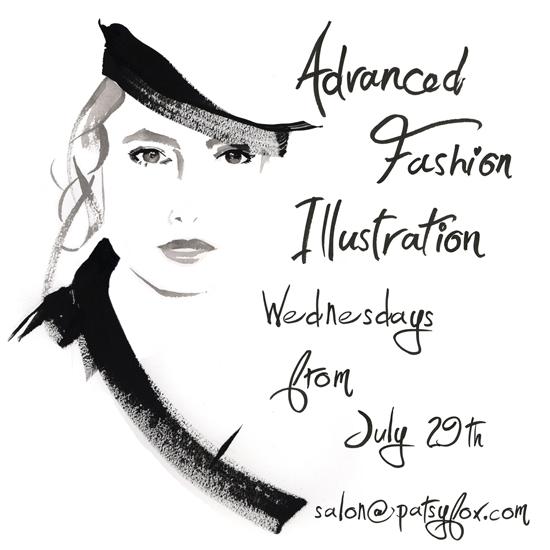 Advanced-fashion-drawing-classes-Melbourne