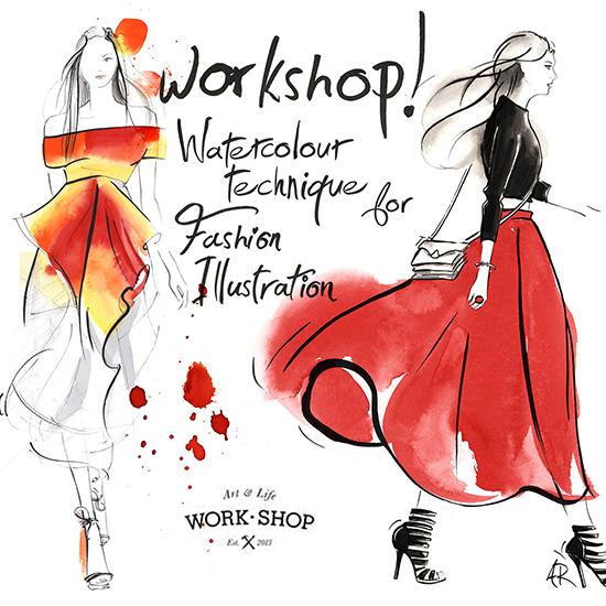 Watercolur_fashion-illustration-workshop