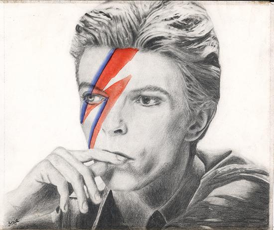 David Bowie Changes-vs-Aladdin-Sane