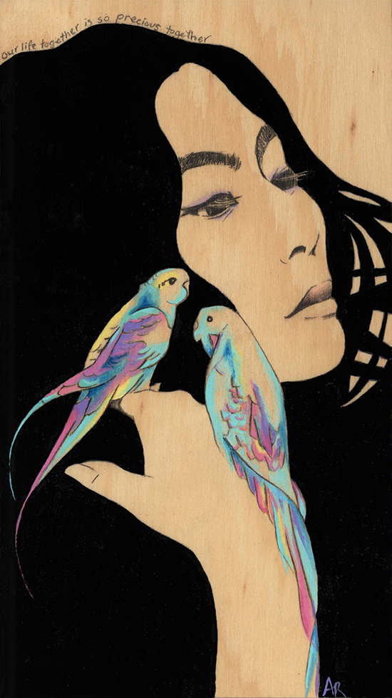 Double_Fantasy_Yoko_Ono_portrait_illustration