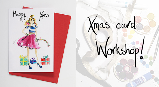 Fashion_illustration_Xmas_card_workshop