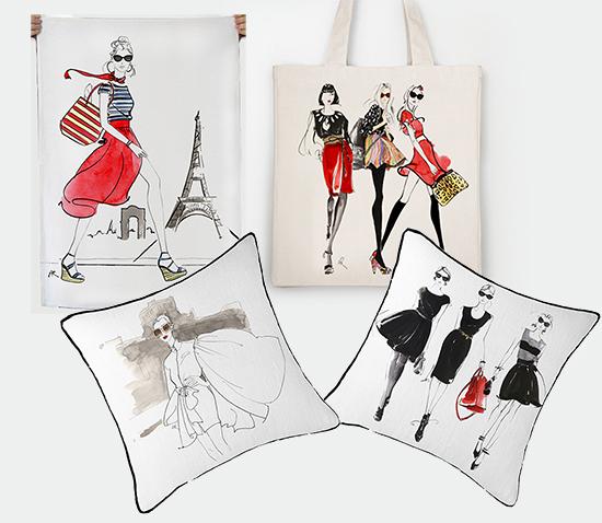 Fashion_illustration_textile_printing_Melbourne_workshop