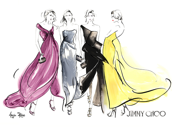 Jimmy-Choo-fashion-illustrator-Angie-Rehe