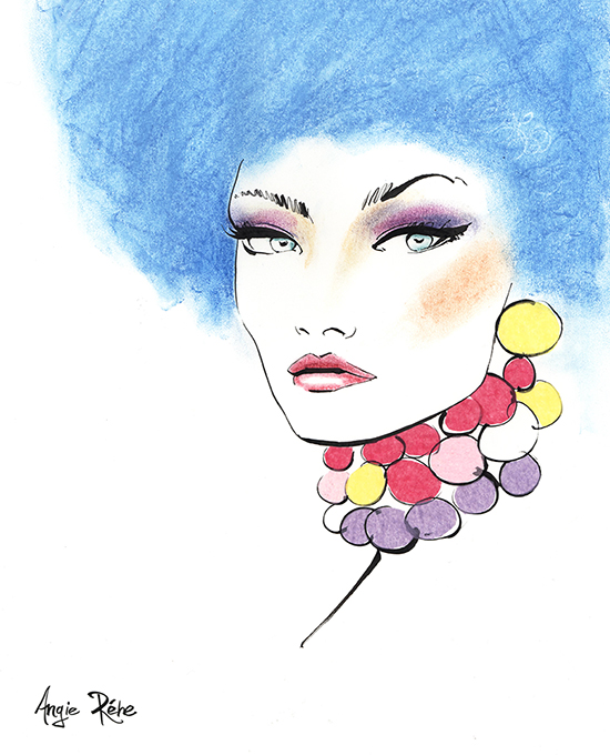 Gigi_Hadid-pastel-fashion-illustration