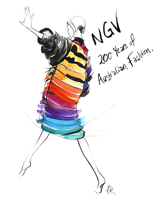 NGV-fashion-illustrator-Angie-Rehe