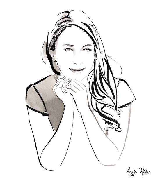 emma-and-roe-portrait-ink-illustration