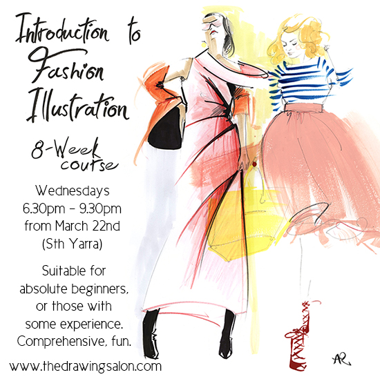 Beginners_fashion_illustration_course_Melbourne