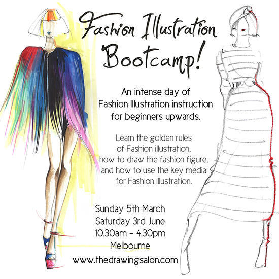 Fashion-illustration-classes-Melbourne