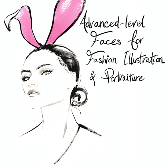 Faces-portraits-fashion-illustration-class-melbourne