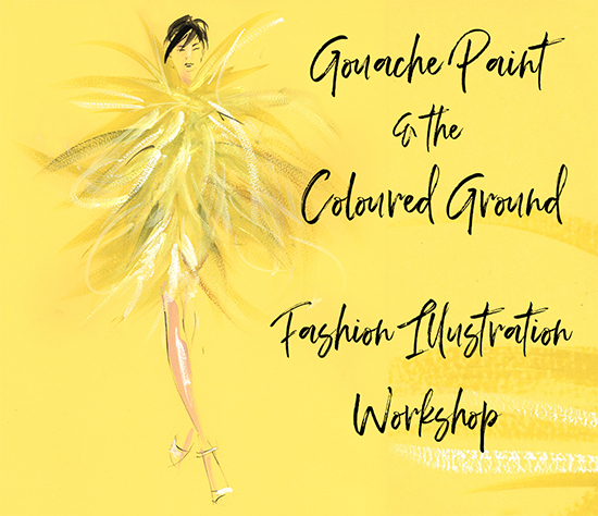 Gouache_Fashion-Illustration_classes-Melbourne