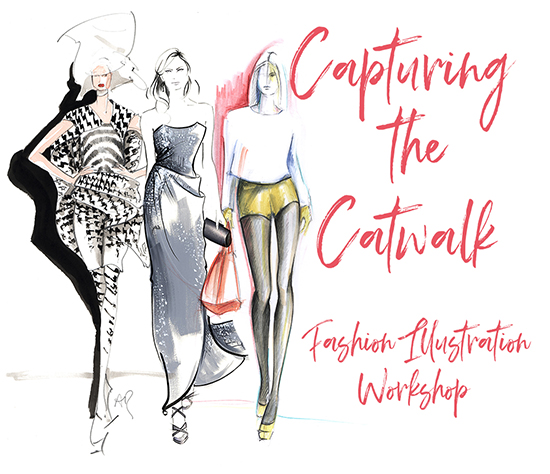 Catwalk_fashion_illustration-classes-Melbourne