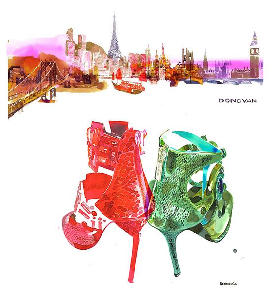 Travel- pursuit of style-Bil-Donovan