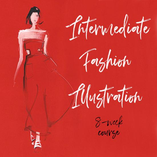 Advanced-fashion-illustration-classes-melbourne