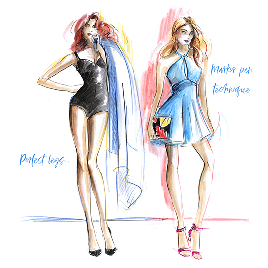 Fashion-illustration-online-classes