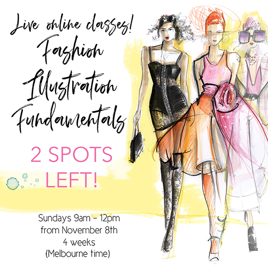 Fashion-illustration-online-course
